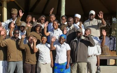BETTER TOGETHER: PARTNERING WITH BOTSWANA'S SAFARI INDUSTRY TO MULTIPLY RESEARCH & CONSERVATION RESULTS